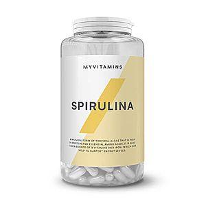 Myvitamins Spirulina - 180Kapszulák kép