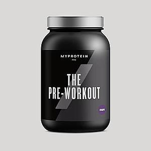 THE Pre-Workout - 30servings - Szőlő kép