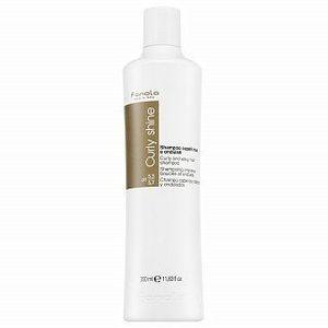 Fanola Curly Shine Shampoo sampon hullámos és göndör hajra 350 ml kép