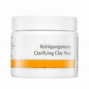 Dr. Hauschka Clarifying Clay Mask nyugtató és frissítő maszk problémás arcbőrre 90 g kép