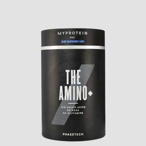 THE Amino+ - 20servings - Kék málna Lime kép