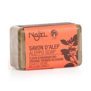 Aleppo Szappan Narancsvirággal Najel, 100 g kép