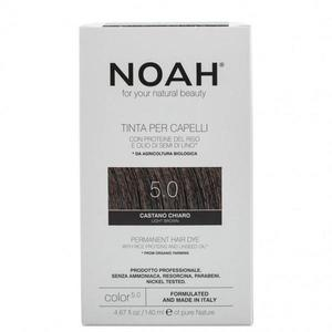 Természetes Hajfesték-Világosbarna 5.0 Noah kép