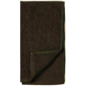 Pamut Törölköző - Barna - Beautyfor Cotton Towel Brown, 30 x 50cm kép