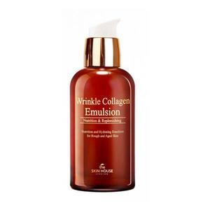 Ránctalanító Emulzió Kollagénnel The Skin House Wrinkle Collagen, 130 ml kép