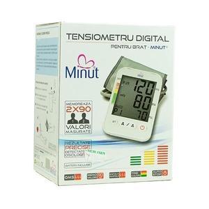 Automata Vérnyomásmérő Minut Vision Trading kép