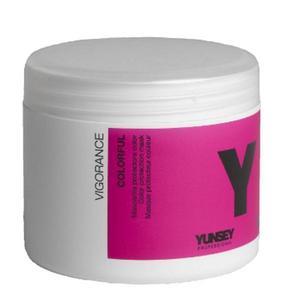 Hajszínvédő Maszk - Yunsey Professional Vigorance Colorful, 500 ml kép
