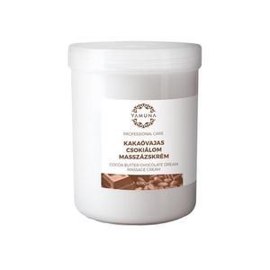Anticellulitisz Masszázskrém Csokoládéval Yamuna, 1000ml kép