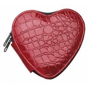 Solingen Szív ajándék manikűr készlet, piros kép