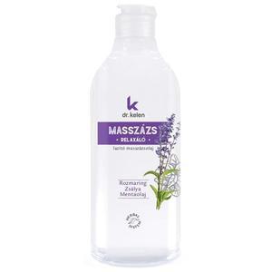 Relaxáló Masszázsolaj Dr.Kelen, 500 ml kép