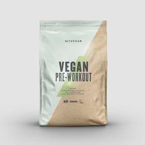 Vegan Pre-Workout - 250g - Tangy Orange kép