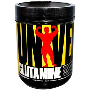 Glutamine Powder - Universal Nutrition kép