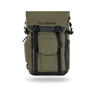 Adventure Military Green hátizsák - GymBeam kép