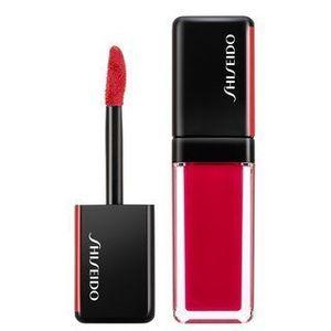 Shiseido Lacquerink Lipshine 302 Plexi Pink folyékony rúzs hidratáló hatású 6 ml kép