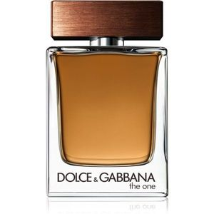 Dolce & Gabbana The One for Men Eau de Toilette uraknak 100 ml kép