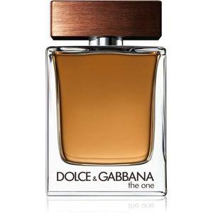 Dolce & Gabbana The One for Men Eau de Toilette uraknak 30 ml kép