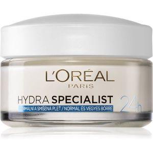 L'Oréal Paris Hydra Specialist nappali hidratáló krém normál és kombinált bőrre 50 ml kép