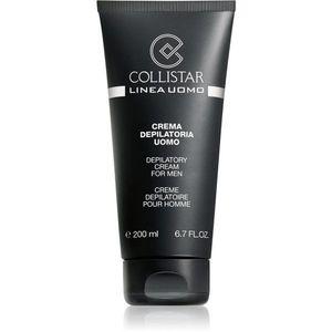 Collistar Depilatory Cream for Men szőrtelenítő krém uraknak 200 ml kép