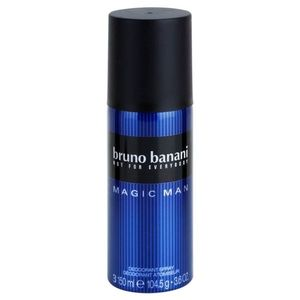 Bruno Banani Magic Man spray dezodor uraknak 150 ml kép