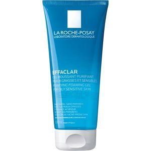 La Roche-Posay Effaclar mélyen tisztító gél zsíros és érzékeny bőrre 200 ml kép