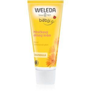 Weleda Baby and Child gyermek védőkrém testre és arcra körömvirág 75 ml kép