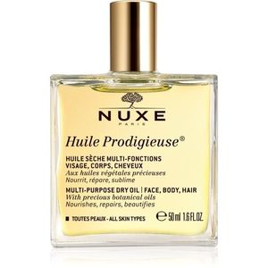 Nuxe Huile Prodigieuse multifunkciós száraz olaj arcra, testre és hajra 50 ml kép