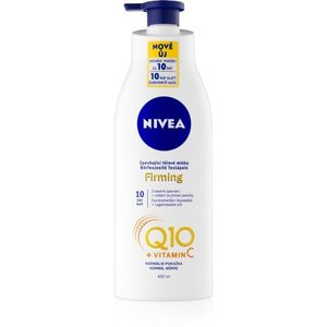 Nivea Q10 Plus feszesítő testápoló tej normál bőrre 400 ml kép