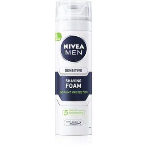 Nivea Men Sensitive borotválkozási hab 200 ml kép
