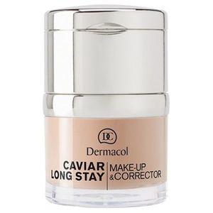 Dermacol Caviar Long Stay hosszantartó make-up és korrektor kaviár kivonattal kép