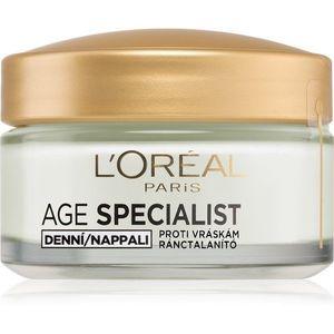 L'Oréal Paris Age Specialist 45+ ránctalanító, feszesítő nappali tápláló krém 50 ml kép