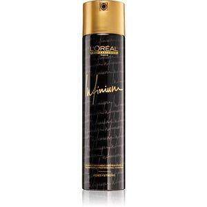 L'Oréal Professionnel Infinium professzionális hajlakk erős fixálás kép