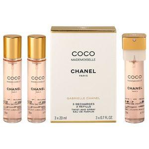 Chanel Coco Mademoiselle Eau de Parfum hölgyeknek 3x20 ml kép