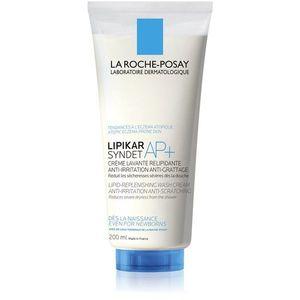 La Roche-Posay Lipikar Syndet AP+ krémes tisztító gél irritáció és viszketés ellen 200 ml kép
