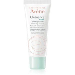 Avène Cleanance Hydra nyugtató krém hidratáló hatással 40 ml kép
