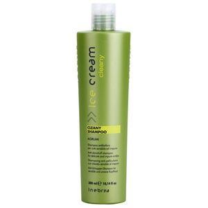Inebrya Cleany korpásodás elleni sampon érzékeny fejbőrre 300 ml kép