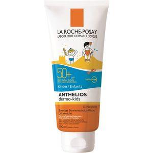 La Roche-Posay Anthelios Dermo-Pediatrics napvédő tej gyermekeknek SPF 50+ 100 ml kép