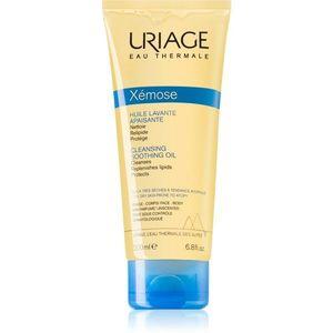 Uriage Xémose Cleansing Soothing Oil nyugtató és tisztító olaj arcra és testre 200 ml kép