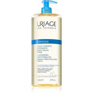 Uriage Xémose Cleansing Soothing Oil nyugtató és tisztító olaj arcra és testre 1000 ml kép