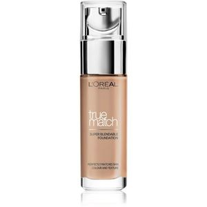 L'Oréal Paris True Match folyékony make-up árnyalat 3D/3W Golden Beige 30 ml kép