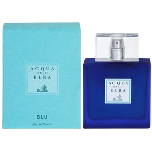 Acqua dell' Elba Blu Men Eau de Toilette uraknak 100 ml kép