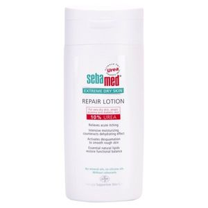Sebamed Extreme Dry Skin regeneráló testápoló tej a nagyon száraz bőrre 10% Urea 200 ml kép