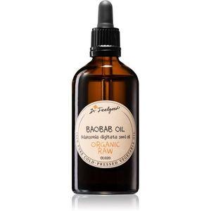 Dr. Feelgood BIO and RAW baobab olaj nagyon száraz bőrre 100 ml kép