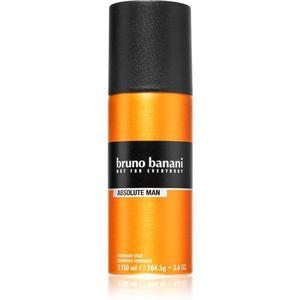 Bruno Banani Absolute Man spray dezodor uraknak 150 ml kép