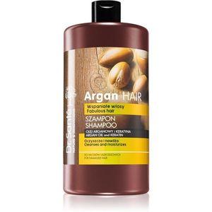 Dr. Santé Argan hidratáló sampon a károsult hajra 1000 ml kép