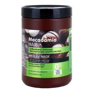Dr. Santé Macadamia krémes maszk meggyengült hajra 1000 ml kép