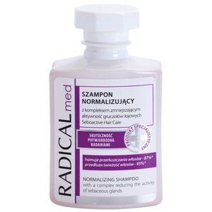 Ideepharm Radical Med Normalize sampon zsíros hajra és fejbőrre 300 ml kép