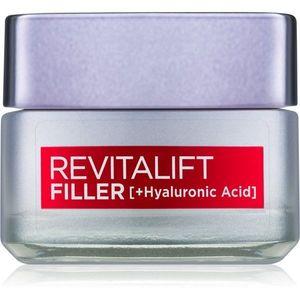 L'Oréal Paris Revitalift Filler ránctalanító, feltöltő nappali krém 50 ml kép