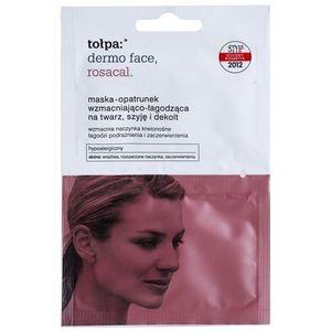 Tołpa Dermo Face Rosacal nyugtató masz a vörös és irritált bőrre arcra, nyakra és dekoltázsra 2 x 6 ml kép