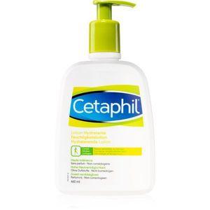 Cetaphil Moisturizers hidratáló tej száraz és érzékeny bőrre 460 ml kép
