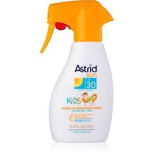 Astrid Sun Kids Naptej spray formában gyerekeknek SPF 30 200 ml kép